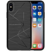 Magic Case TPU iPhone X Hoesje met Qi Ontvanger