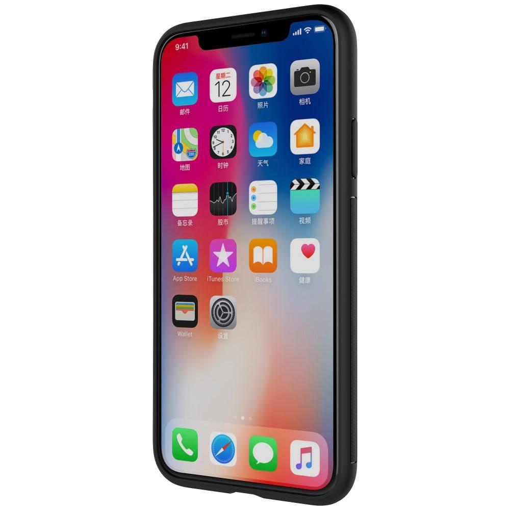 buy online f725d 000cf NILLKIN Magic Case TPU iPhone X Hoesje met Qi Ontvanger