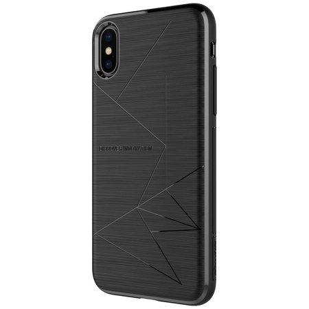 NILLKIN NILLKIN Magic Case TPU iPhone X Hoesje met Qi Ontvanger
