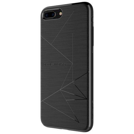 NILLKIN NILLKIN Magic Case TPU iPhone 8 Plus Hoesje met Qi Ontvanger