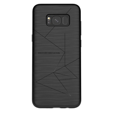 NILLKIN NILLKIN Magic Case TPU Samsung Galaxy S8 Plus Hoesje met Qi Ontvanger