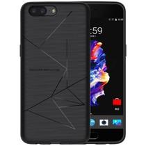 Magic Case TPU OnePlus 5 Hoesje met Qi Ontvanger