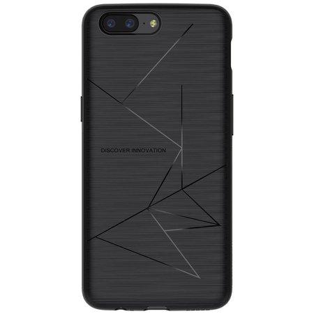 NILLKIN NILLKIN Magic Case TPU OnePlus 5 Hoesje met Qi Ontvanger