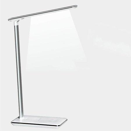 YOGEE YOGEE 2-in-1 Bureaulamp met Draadloze Oplader
