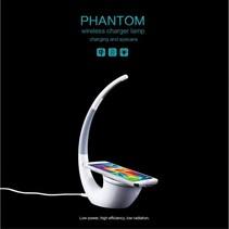 Phantom LED Bureaulamp met Draadloze Oplader