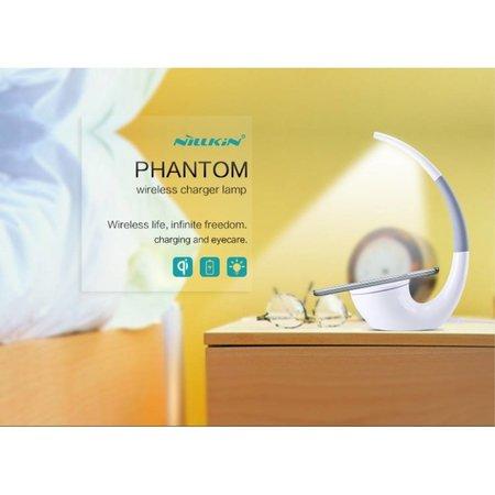 NILLKIN NILLKIN Phantom LED Bureaulamp met Draadloze Oplader