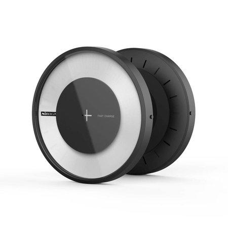 NILLKIN NILLKIN Magic Disk VI Qi Draadloze Oplader Pad met Kleurrijk LED Licht