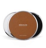 NILLKIN NILLKIN Magic Disk III Draadloze Snellader Pad - Bruin