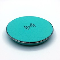 Qi Wireless Charging Pad - Groen