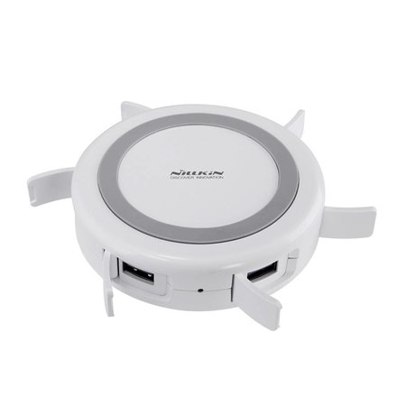 NILLKIN NILLKIN Draadloze Oplader + 4 USB Poorten