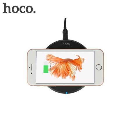 HOCO HOCO Draadloze Oplader - Zwart