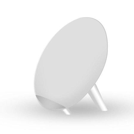 5W Draadloze Oplader met Standaard - Wit