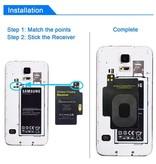 Draadloze Ontvanger voor Samsung Galaxy S5