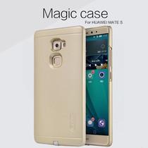Huawei Mate S Hoesje met Draadloze Ontvanger - Goud