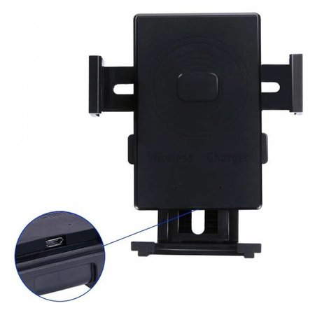 Qi Draadloze Autolader - Zwart