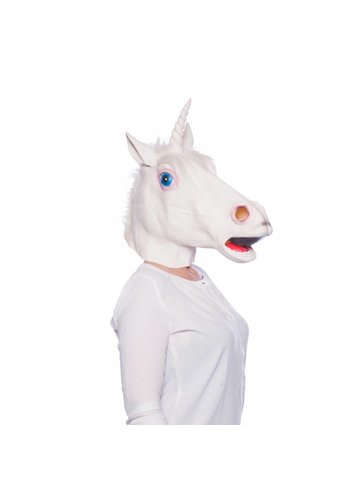 Unicorn latex masker