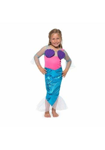 Mermaid jurkje