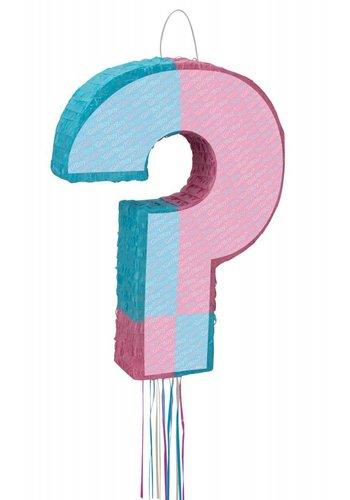 Piñata Gender Reveal - 50x46cm
