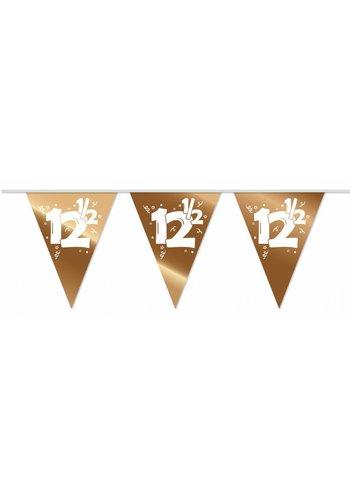 Vlaggenlijn Brons 12,5 - 10 meter