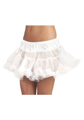 Petticoat - Wit