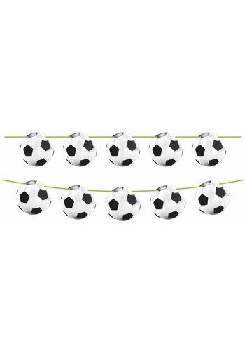 Voetbal Slinger Plastic - 10 meter
