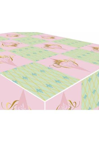 Prinsessen tafelkleed 180x120cm