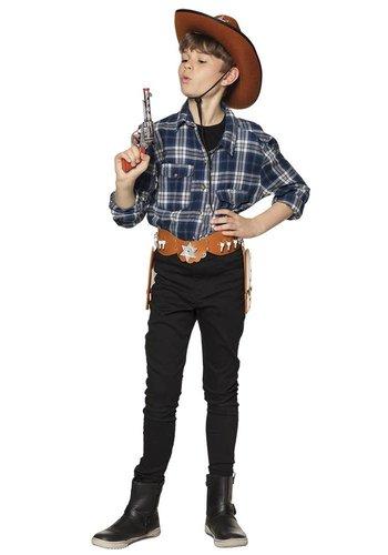Pistool Sheriff - 20cm