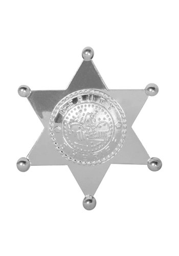 Sheriff Ster - 7.5x6.5cm