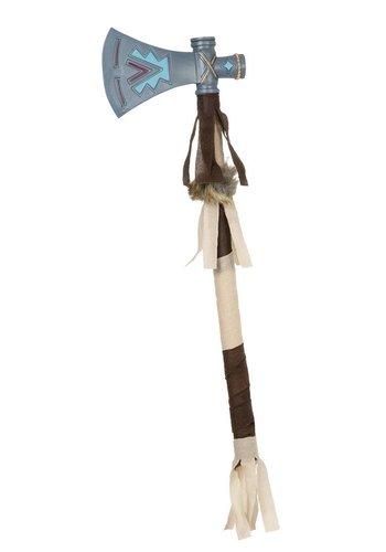 Indianen Bijl Tomahawk - 45cm