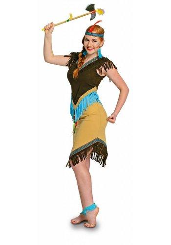 Indianen jurkje - 2 delig