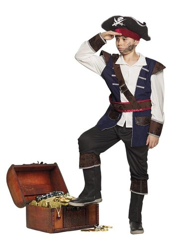 Pirate Junior Vince