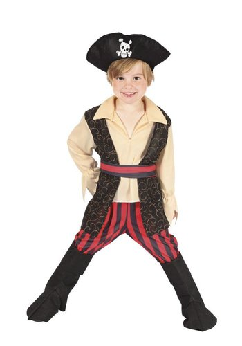 Mini Pirate Rocco - 3-4 Jaar