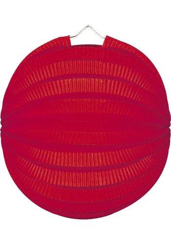 Bol lampion - 8 kleuren - 23cm