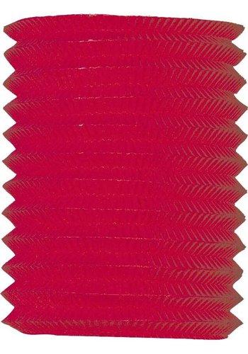 Trek lampion - 7 kleuren - 16cm
