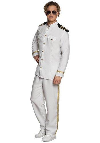 Kapitein Kostuum 2 Delig