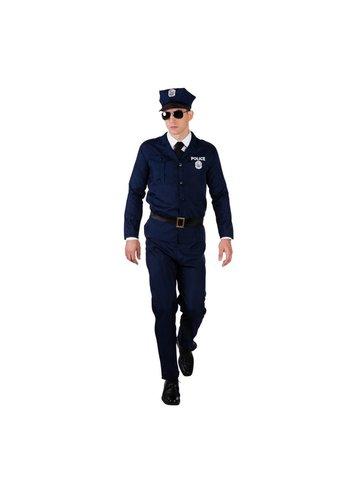 Politie Kostuum 3 Delig