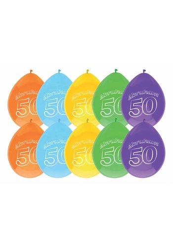 Abraham ballonnen - 10 stuks