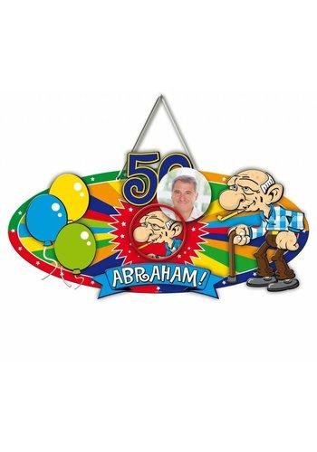 Abraham Explosion deurbord