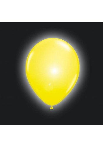 LED Geel - 20cm - 5 stuks