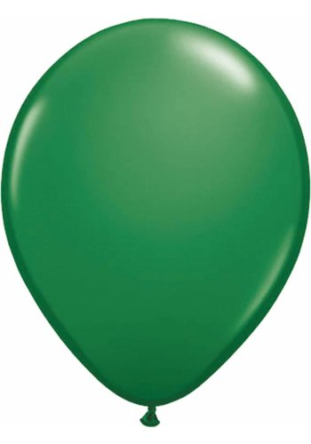 Donker Groen - 30cm - 50 stuks