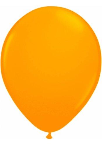 Neon Oranje - 25cm - 50 stuks