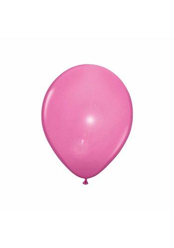 LED Ballonnen Pink - 20cm - 5 stuks