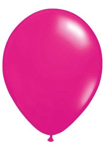 Hot Pink - 30cm - 50 stuks