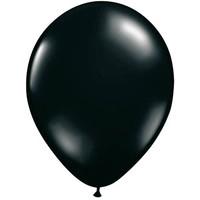 Ballonnen Zwart - 10 stuks
