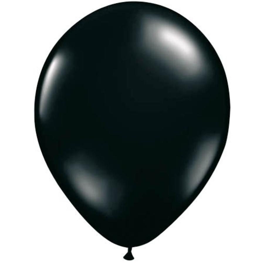 Ballonnen Zwart - 10 stuks-1
