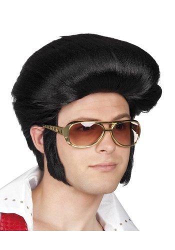 Pruik Elvis