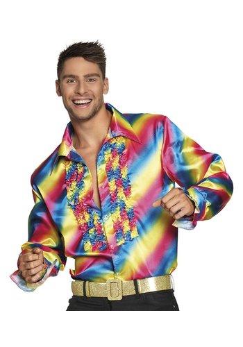 Disco Shirt - Rainbow