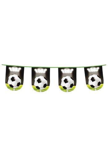 Voetbal Vlaggenlijn - 6 meter