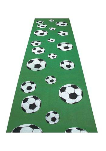 Voetbal Loper - 450x60cm