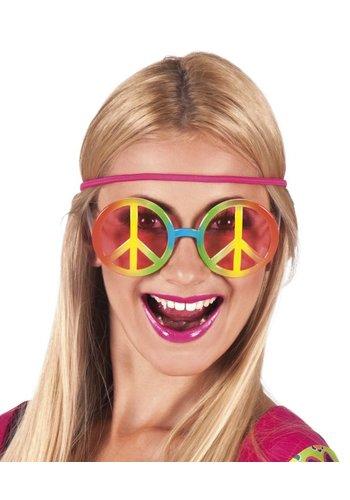 Bril Hippie